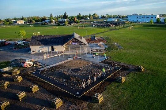 Andrew Rypien Field is new home for Bambino Baseball