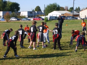 Flag Football Image